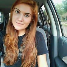 Profil utilisateur de Kelsey