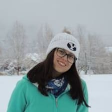 Atenea felhasználói profilja