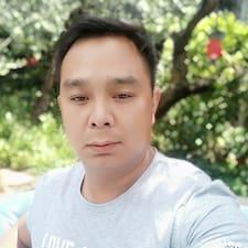 能罡 felhasználói profilja