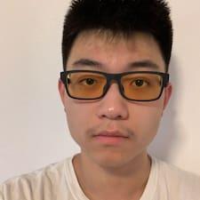 Användarprofil för Zhihao