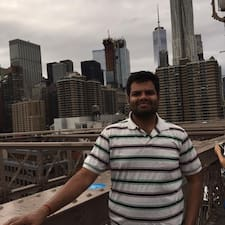 Krishnan User Profile