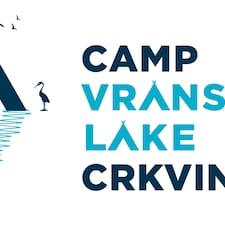 Kamp Vransko Jezero的用戶個人資料