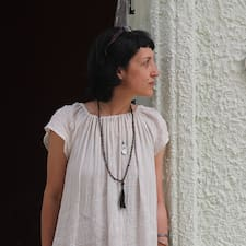 Radmila felhasználói profilja