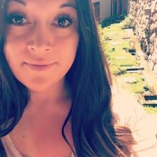 Elisha felhasználói profilja