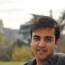 Gebruikersprofiel Madhav