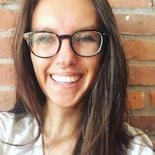 Kathryn felhasználói profilja
