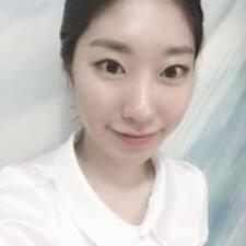 Perfil de usuario de Hyunji