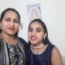 Padmashree User Profile