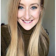 Katie felhasználói profilja