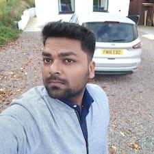 Profil utilisateur de Mohit
