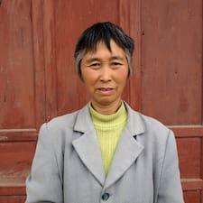 生 felhasználói profilja