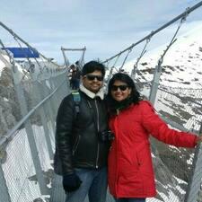 Arjun - Uživatelský profil