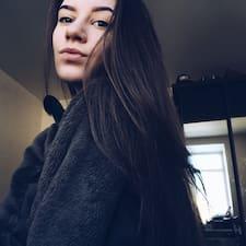 Profil utilisateur de Юлиана