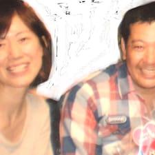 Yoshi & Ikuko
