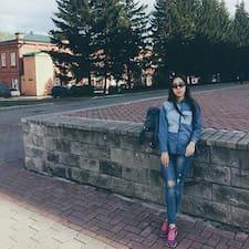 Perfil do usuário de Татьяна