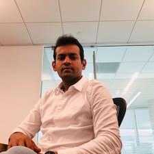 Karthick felhasználói profilja