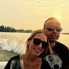 Sarah & Bruce Brugerprofil