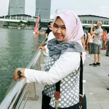 Afina Faza User Profile