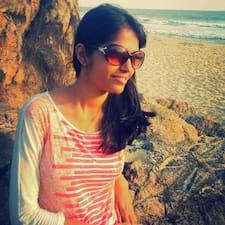 Nutzerprofil von Pooja