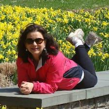 Roseana felhasználói profilja