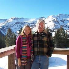 Kathryn & David felhasználói profilja