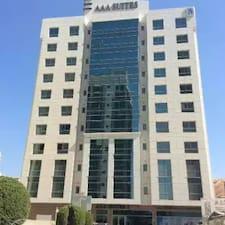 AAA Suites - Uživatelský profil