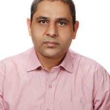 Mukesh Brukerprofil