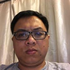 Profil utilisateur de Chenghui