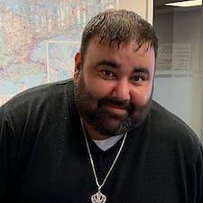 Manny Brugerprofil