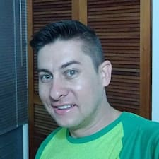 Henkilön Victor Alfonso käyttäjäprofiili
