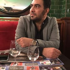 Mohammad - Uživatelský profil