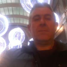 Perfil do utilizador de Giuseppe