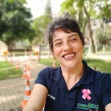 โพรไฟล์ผู้ใช้ Ana Lúcia