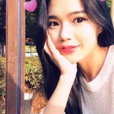 Profil utilisateur de Yeeun