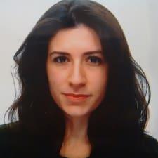 Ilaria的用戶個人資料