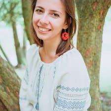 Profil utilisateur de Anastasiia