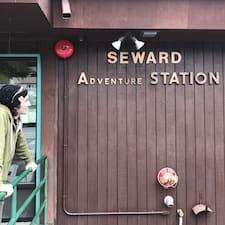 The Seward Adventure Station felhasználói profilja