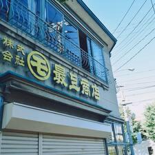Perfil do usuário de Mogami