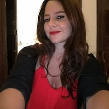 Tiziana felhasználói profilja