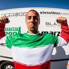Fabrizio Brukerprofil