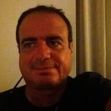Gebruikersprofiel Juan Manuel