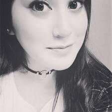 Profilo utente di Kellie