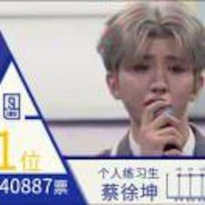 阿睿 User Profile
