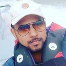 Profil utilisateur de Prasad