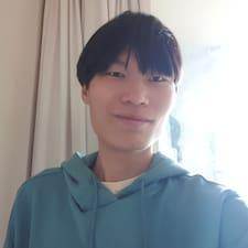 Perfil de usuario de Sangyoon