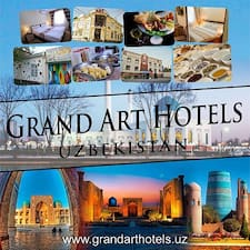 Perfil do utilizador de Grand Art Hotels