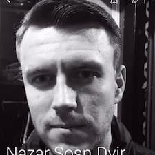 Профиль пользователя Назар