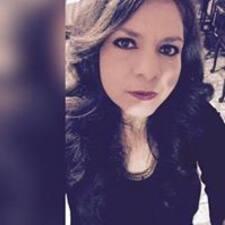 Profilo utente di Cristina Jazmín
