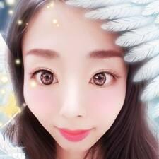 Miyeon felhasználói profilja