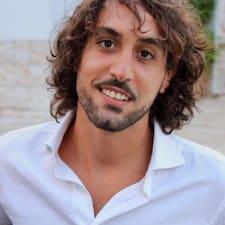 Perfil do utilizador de Vincenzo